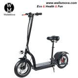 Scrooserの電気スクーターFoldable 350W 500Wを立てるWellsmove 12のインチ2の車輪