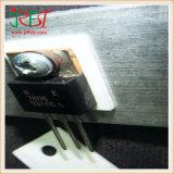 Piastrina 95% di ceramica A12o3 dell'ossido di alluminio
