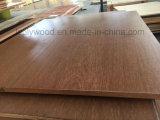 El panel de techo de la madera contrachapada/madera contrachapada laminada/madera contrachapada resistente del molde