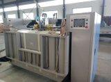 Venta caliente Semi-automático caja de cartón máquina de costura