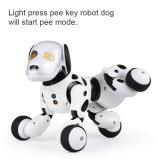 Telecomando inteligente eletrônico e Educacional cão robô brinquedo com poucos e dançar