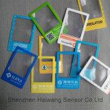 Prix d'usine Taille de la carte de crédit Loupe (HW-803) Carte de lentille de loupe en PVC