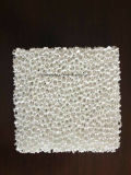 Cerámica alúmina filtro de espuma para fundición de aluminio de precisión