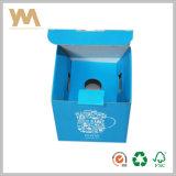Caja barato corrugado personalizado para la Copa