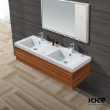 Vanité extérieure solide en gros de lavabo et de salle de bains de salle de bains