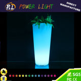 Piantatrice alta illuminata del LED per la decorazione domestica