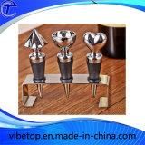 カスタム卸し売り金属のワインストッパーMws-025