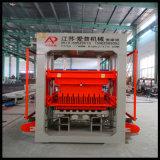 Bloc concret de ciment faisant la machine avec la commande de PLC de Simens