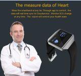 IP67 impermeabilizzano e braccialetto astuto antipolvere con la frequenza cardiaca