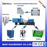 Servo macchina economizzatrice d'energia dello stampaggio ad iniezione per il cestino della plastica di alta qualità