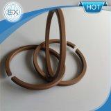 De Stof van de polyester met Polyester Resin& PTFE of 40% de Brons Gevulde Ring van de Slijtage PTFE