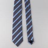 L'homme Attache cravate polyester jacquard cravate