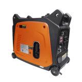 gerador de acampamento Home da eletricidade da função de potência de Digitas da gasolina 3kw