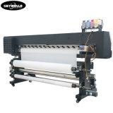 Ampia stampante capa del panno Dx5 del tessuto di tessile della tintura di formato di sublimazione diretta della tessile