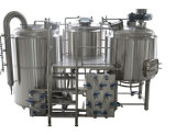 700L het automatische Systeem van het Bierbrouwen