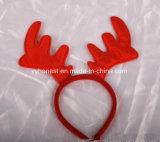 Venta caliente barata diadema Antler renos de Navidad para niños