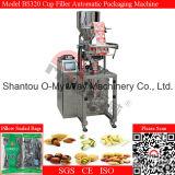 Máquina de embalagem automática vertical do enchimento do copo para sementes do girassol