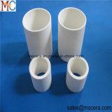 Fodera di ceramica del cilindro del tubo termoresistente dell'allumina 99.5% Al2O3