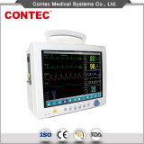 Pantalla táctil de equipamiento médico Monitor de Paciente múltiples parámetros