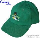 Cappello non strutturato del papà del cappello di baseball