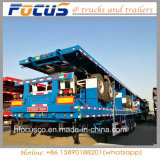 1/2/3/4 Eixos Fuwa 20FT 40FT contentor/utility/scanner/Plataforma de Carga Veículo semi reboque