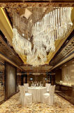 Iluminação do projeto do banquete
