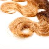 I capelli di trama di cucitura superiori del Virgin di colore fluttuano liberamente le trame dei capelli