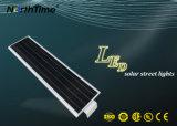 1개의 태양 LED 가로등 정원 램프에서 50W 전부