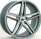 17 pouces 18*8.0 19 20 pouces, 43et, 5*112mm pour le RIM de roue d'Audi SUV