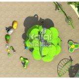 遊園地のための冒険の島シリーズの屋外の運動場