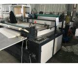 Rodillo blanco automático del papel de la cartulina a la cortadora de hoja