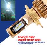 ベストのHightの品質車のタバコのライターLEDライト4800の内腔の自動ライトおよび9007のLEDのヘッドライト