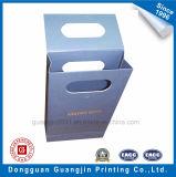 Sacchetto blu del regalo del documento di colore di nuovo disegno con il magnete