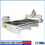máquina de esculpir CNC mobiliário MDF 2D 3D para entalhar com DSP Controle Off-line