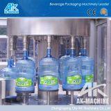 Automatique de 3 à 5 Gallon 20L volets liquide grande bouteille d'eau de l'embouteillage de la machine de remplissage Matériel d'usine