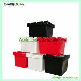 Haute qualité de l'emballage en plastique ondulé le déplacement de la Caisse de solides de stockage