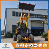 Chargeur de frontal du chargeur 2ton de roue de machine de construction de la Chine mini avec des prix