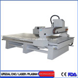 Muebles de MDF CNC máquina de grabado 2D 3D con DSP de talla de Control sin conexión