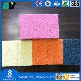Esponja de borracha esponja esponjoso personalizados com densidade diferente