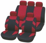 A tampa do assento do carro de poliéster de tamanho Universal Funny capa do assento