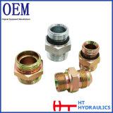 adaptateur hydraulique mâle d'embout de durites de 1bg Bsp