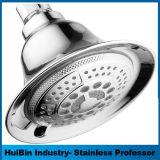 수온 샤워 꼭지에 따라 변경이 중국 제조자에 의하여 다채로운 LED 자동적으로 점화한다