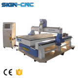 Fabricante de máquina de carpintería de muebles rebajadora CNC de ejes 4