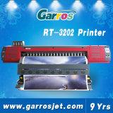 Garros bester Tintenstrahl-Lösungsmittel-Drucker des Preis-3200mm 10FT des Schreibkopf-Dx5