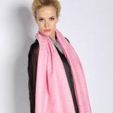 soie de mode et écharpe mélangée acrylique pour Madame avec le jacquard