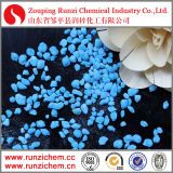 Sulfato de cobre da classe Cus04 do fertilizante granulado