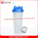 la aptitud de la coctelera de la proteína de la gimnasia 20oz se divierte la botella elegante de la coctelera de la coctelera de la botella de la botella al por mayor de la taza