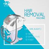 Lightsheer IPL sin dolor de escritorio Shr para el retiro permanente del pelo