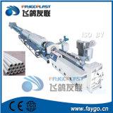 chaîne de production de pipe de PVC de plastique de 25mm