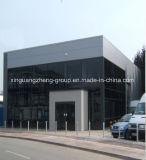Chambre de construction préfabriquée de structure métallique